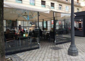 Más de 81.000 firmas piden acabar con el humo en las terrazas de hostelería