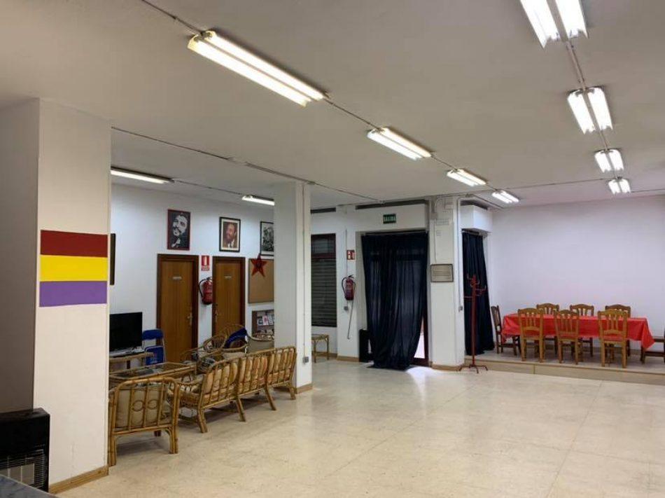 La Asociación de Amistad Hispano Cubana Bartolomé de las Casas denuncia que el IVIMA no renueva el alquiler de su local por motivos políticos