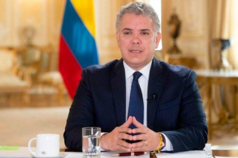 Iván Duque, investigado por presunto financiamiento ilegal de campaña en Colombia