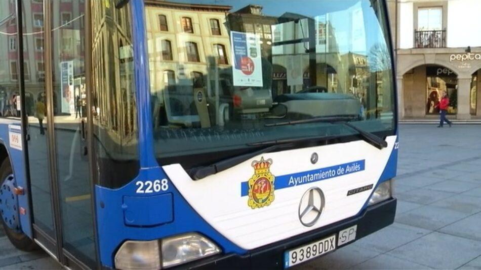 FACUA insta a que se retome la frecuencia normal de paso de los autobuses de Avilés, Castrillón y Corvera