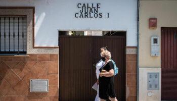 """Adelante pide que se retire del callejero el nombre de """"Juan Carlos I"""""""