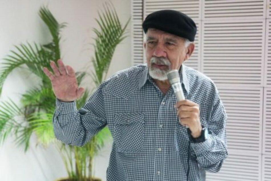 PSUV se solidariza con familiares y amigos de Carlos Lanz tras su desaparición