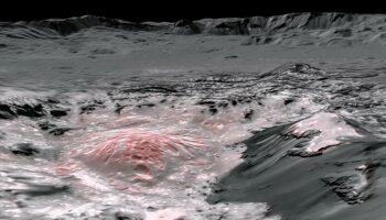 Ceres es un mundo oceánico con actividad geológica reciente