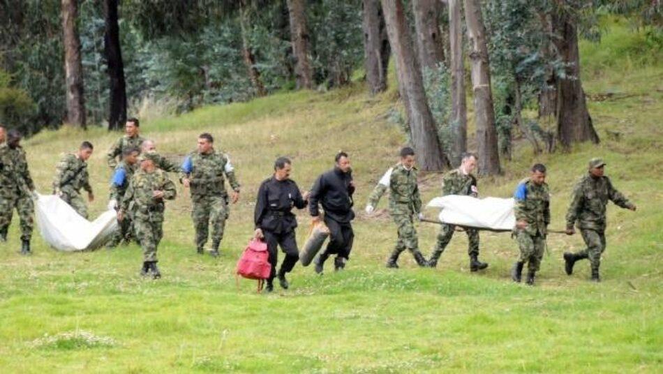 La masacre de 9 jóvenes en Nariño conmociona a Colombia