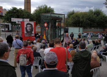 Els homenatges a Allende i al Che Guevara a Badalona es realitzaran amb les mesures de seguretat contra la COVID 19