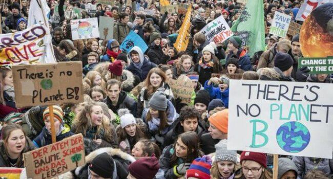 Juventud por el Clima necesita un millón de firmas para la campaña europea más ambiciosa contra la crisis climática