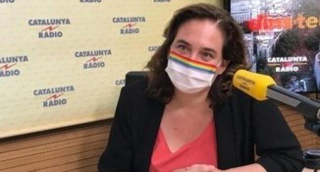 Ada Colau advierte que Barcelona gastará más de lo que ingresa: «habrá unos hechos consumados. Haremos déficit sí o sí»