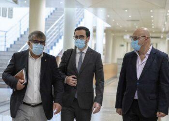 Garzón acusa a Ayuso de emplear la pandemia para «atacar y desgastar» al gobierno