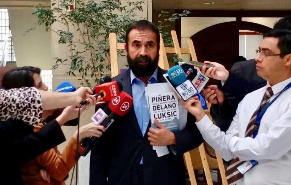 Chile: Declaración de apoyo para el Diputado Hugo Gutiérrez Gálvez
