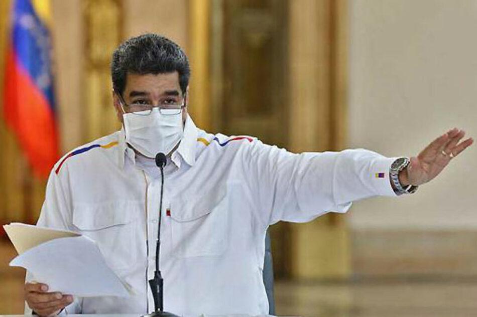Rige cuarentena radical en Venezuela para contención de Covid-19