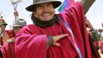 Discurso de Mallku en El Alto: «levantémonos»