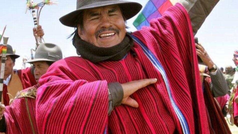 Discurso de Mallku en El Alto: «levantémonos» - Tercera Información -Tercera Información