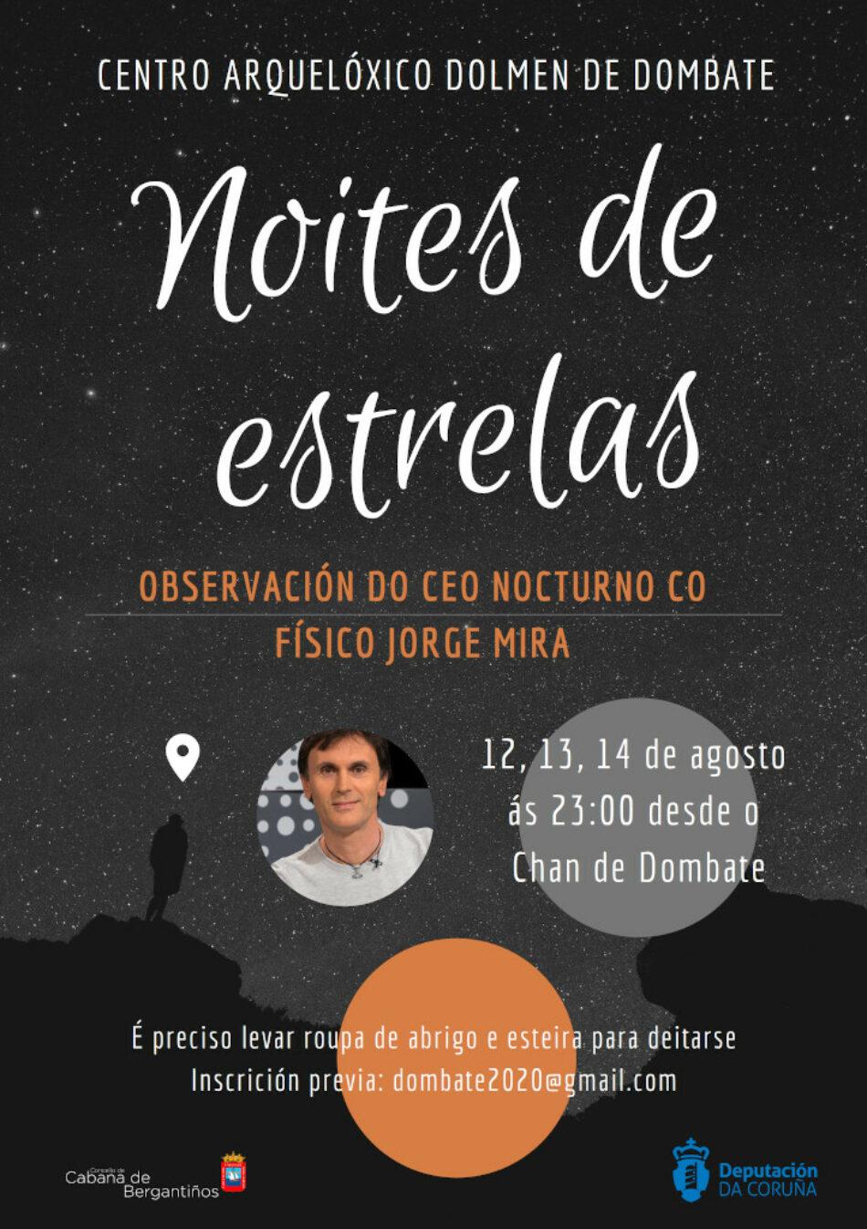 Llamamiento a la responsabilidad de la Diputación coruñesa en el Dolmen de Dombate por el avance del coronavirus
