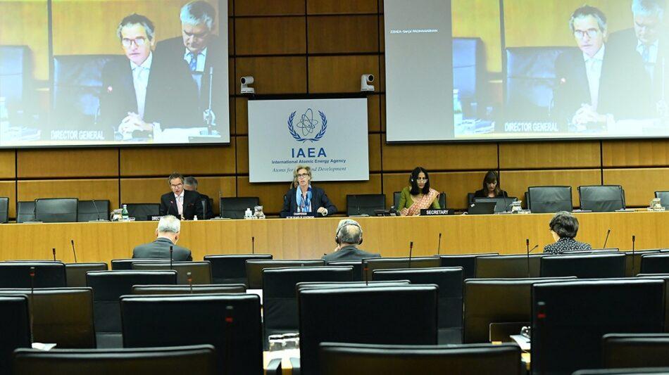 Jefe de OIEA viaja a Teherán para abrir un canal de diálogo directo