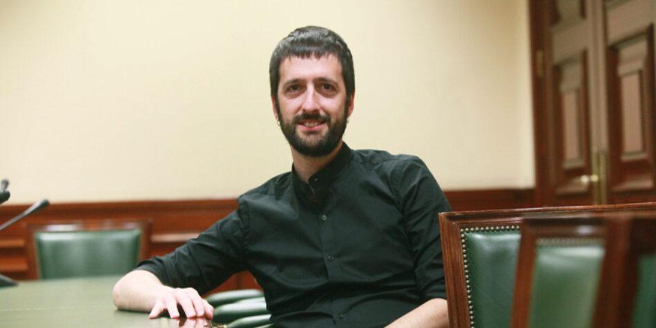 El juez Escalonilla cita a declarar como investigado a Juan Manuel del Olmo, secretario de Comunicación, otra vez por la financiación de Podemos