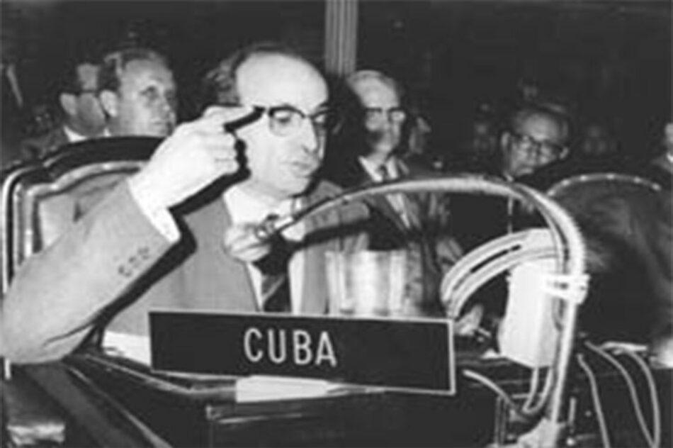 A 60 años del fracaso de EE.UU. contra Cuba en cita OEA en Costa Rica