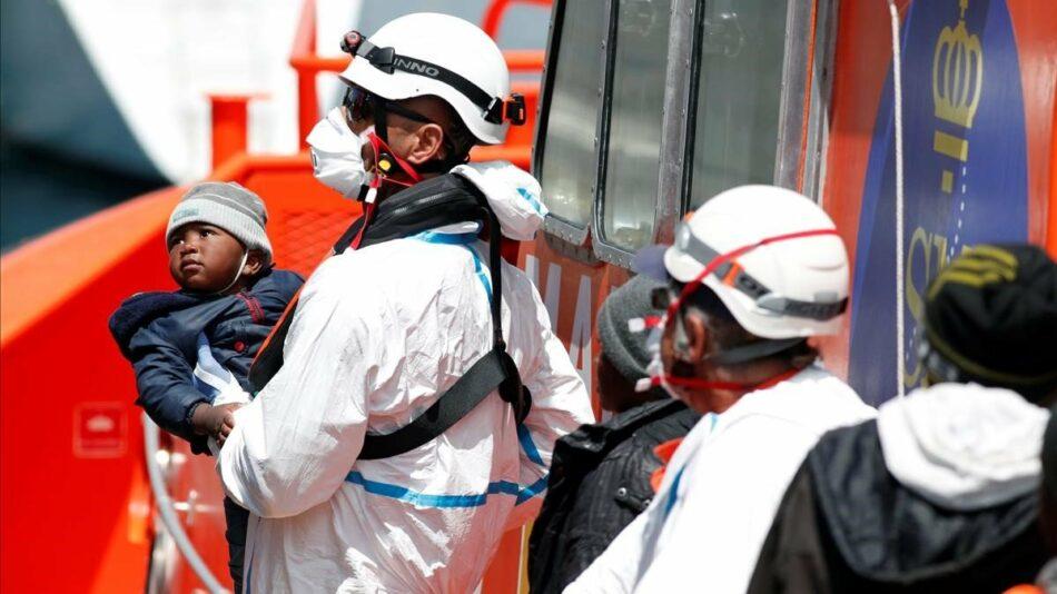 La presión de CGT tras los últimos naufragios en la ruta canaria logra más medios de salvamento en el archipiélago