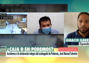 Vox confirma las palabras de Rafa Mayoral: la causa abierta contra Podemos es un «aderezo» para la moción de censura