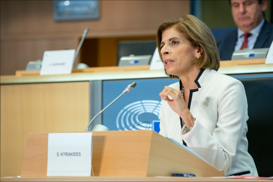 La UE anuncia un acuerdo con la farmacéutica AstraZeneca para adquirir la vacuna contra COVID-19