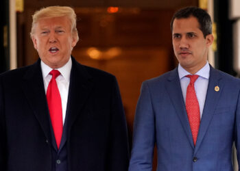 J. Guaidó y D. Trump no conocen al venezolano