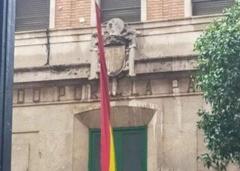 Compromís critica la «falta de interés» del gobierno en retirar símbolos franquistas de los cuarteles de la Guardia Civil