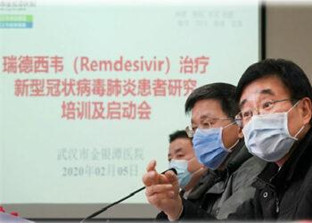 Urgen en China a completar vacunación contra gripe estacional