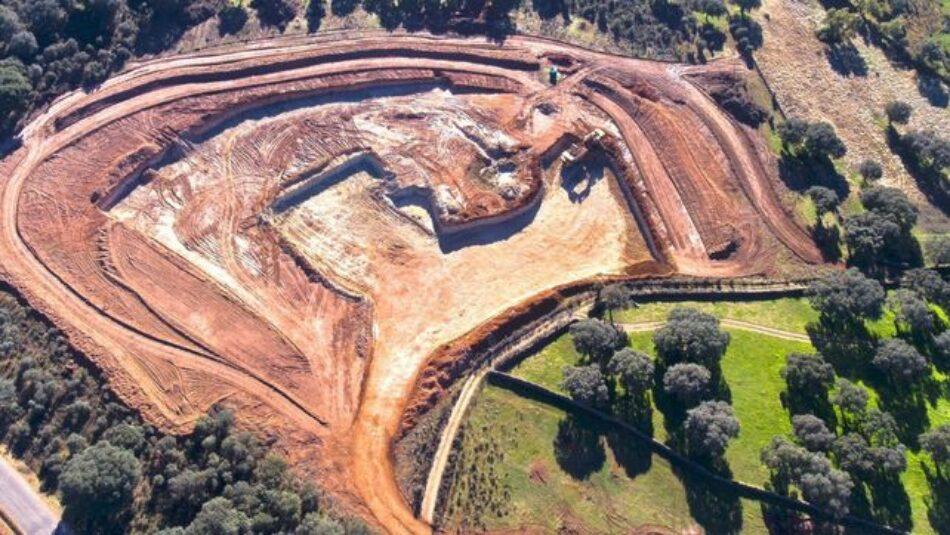 Las principales organizaciones ecologistas rechazan las presiones de Berkeley, promotor de la mina de uranio de Salamanca, sobre el Consejo de Seguridad Nuclear