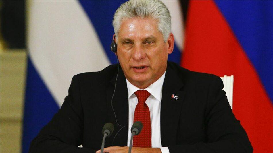Presidente de Cuba ratifica importancia de la unidad para el Caribe