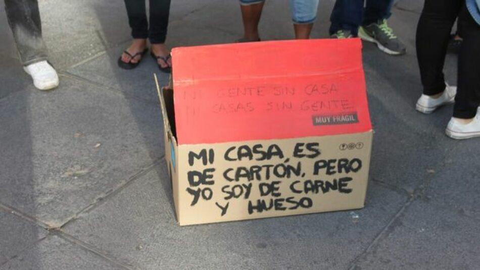 Adelante Sevilla lamenta el cierre de los recursos extraordinarios para Personas Sin Hogar