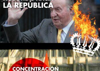 Convocan una concentración por la República en Ciudad Real
