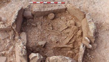 Desenterrar a los muertos era una práctica habitual en las sociedades megalíticas de hace 5.000 años