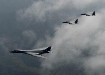 EEUU reta a China con ejercicios con Japón y aliados en Indo-Pacífico