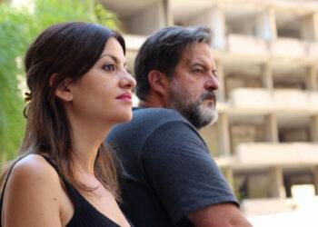Dos eurodiputados de IU visitan Beirut tras la explosión que mató a más de 200 personas