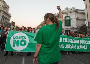 IU Madrid valora como insuficientes las medidas planteadas por el gobierno autonómico para el inicio del curso académico