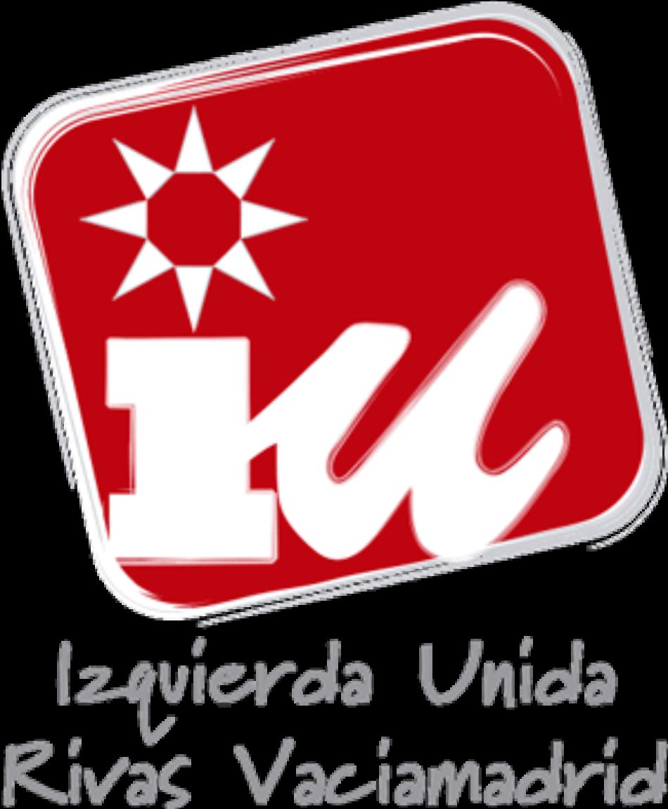 IU Rivas muestra su apoyo a la huelga educativa convocada por los sindicatos