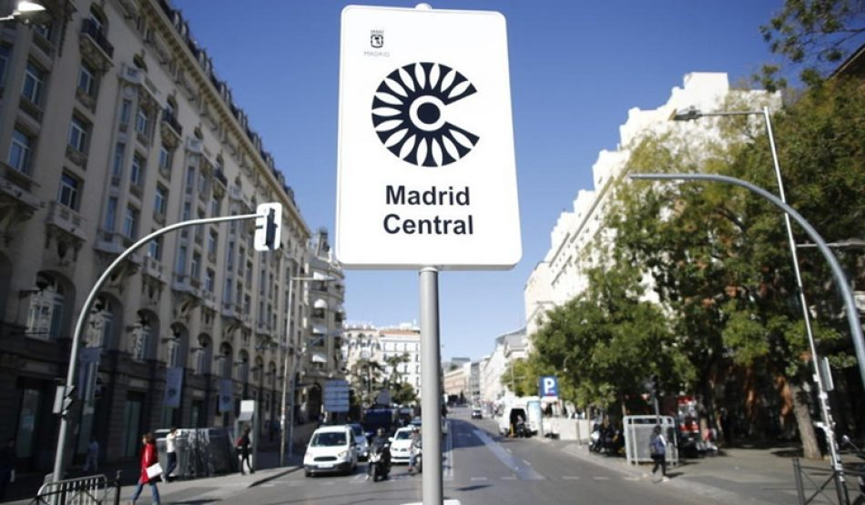 Almeida no recurrirá la anulación de Madrid Central