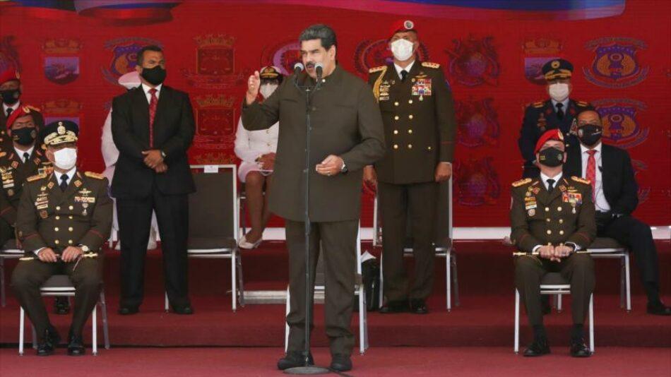 Maduro a Duque: Ocúpate de la masacre de tus jóvenes, no de Venezuela
