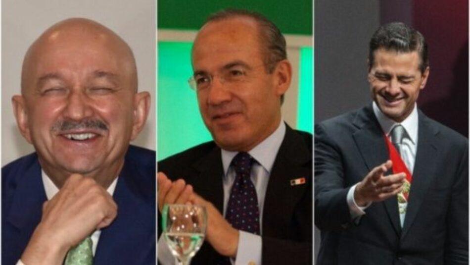 Expresidentes de México son vinculados con presuntos sobornos de Odebrecht