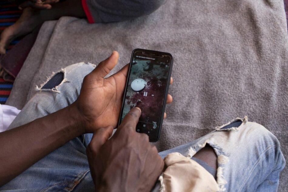 Un informe de ACNUR advierte de las muertes y violaciones de derechos humanos de la migración africana