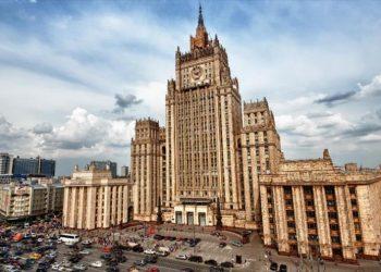 Rusia anuncia represalias diplomáticas en respuesta a las sanciones de la UE