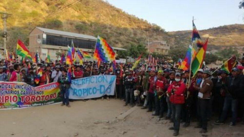 La situación dramática de Bolivia: Evo advierte sobre otro golpe y masacre