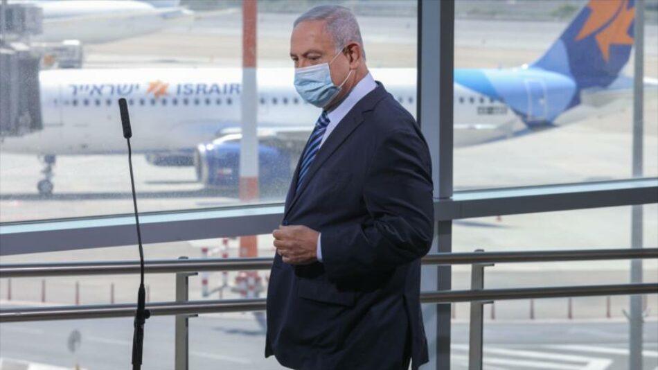 """Palestina tacha de """"alucinación"""" los comentarios de Netanyahu"""