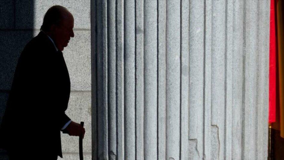 El rey emérito se encuentra en Emiratos tras huir de España