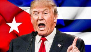 Los coletazos de Trump contra Cuba