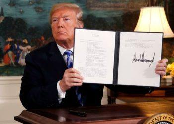 Estados Unidos abandonó tratado nuclear y hostiga Venezuela