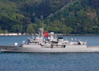 Turquía envía buques al Mediterráneo en plena tensión con Grecia