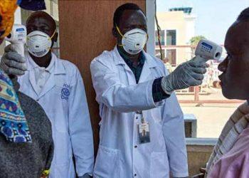 Registradas en África más de 20 mil 600 muertes por la Covid-19