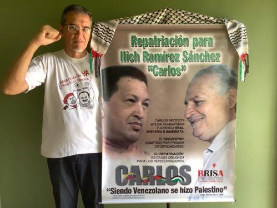 Venezuela. Ilich Ramírez ya lleva 26 años secuestrado en cárceles francesas