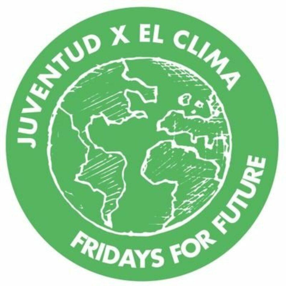 Juventud por el Clima se moviliza por la Amazonía