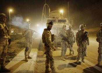Bombas de carretera golpean dos convoyes militares de EEUU en Irak
